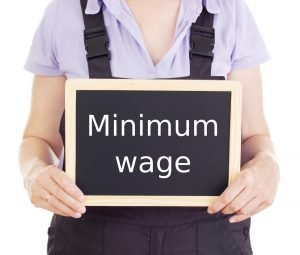 Minimum Wage Issue in Papers
